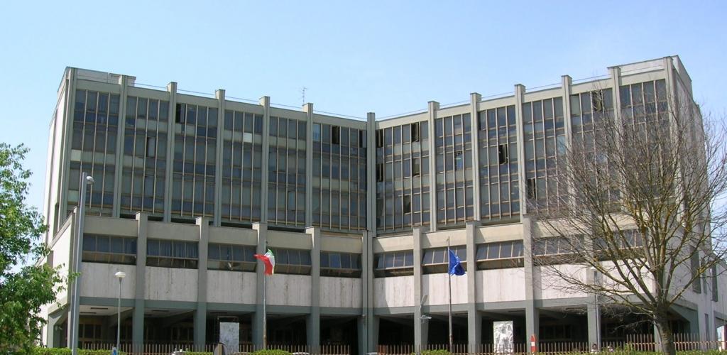 Foto carousel del Tribunale di Benevento